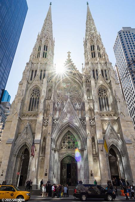 圣帕提克大教堂图片