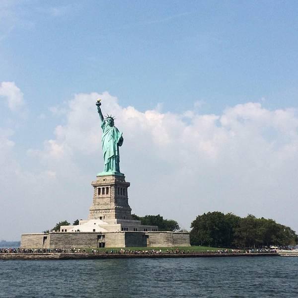 自由女神像旅游攻略
