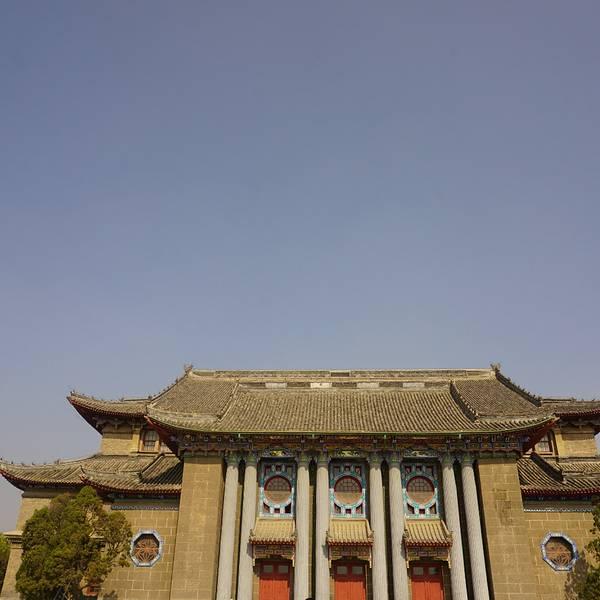 2.河南大学铁塔附近的那个食堂是回民食堂,不可以使用现金. &#xf2ae