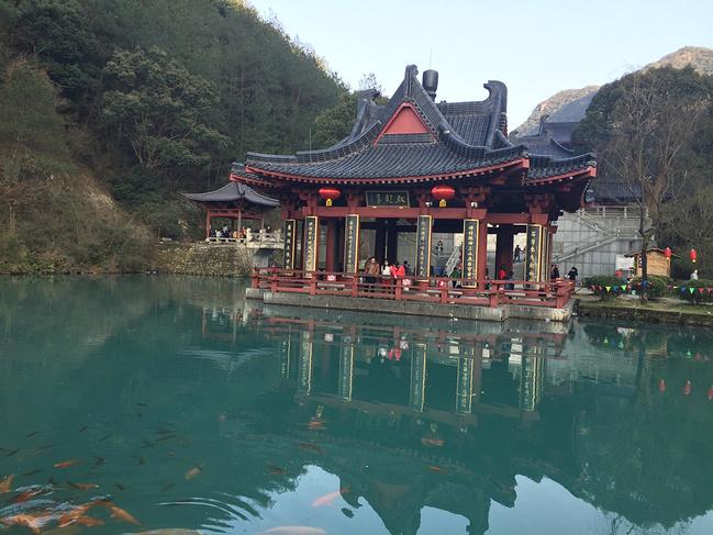 无锡-缙云仙都风景名胜区图片