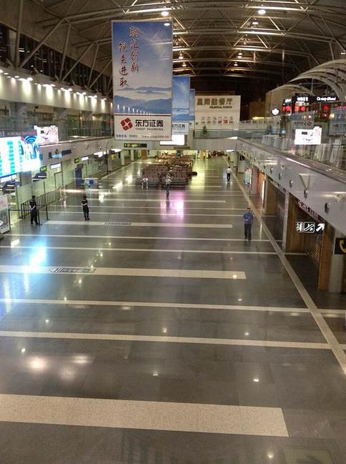 首都机场图片