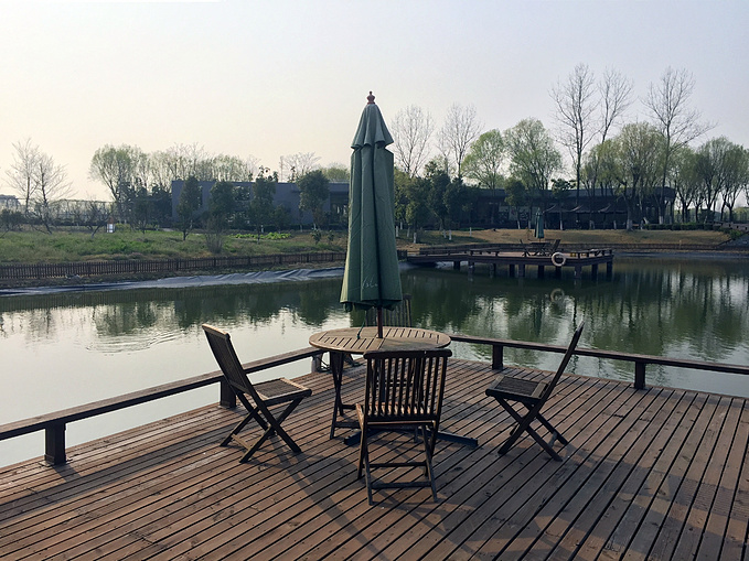 春天里,睡在太阳岛英伦范儿的甜美童话屋