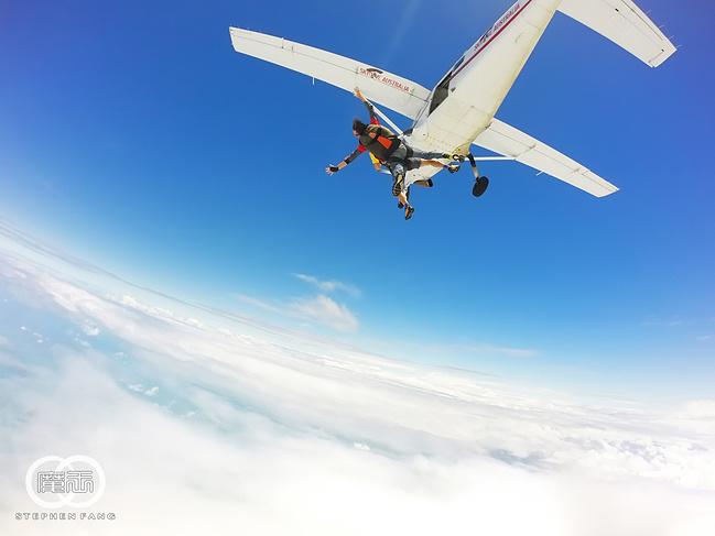 上山下海跳飞机的澳大利亚之旅