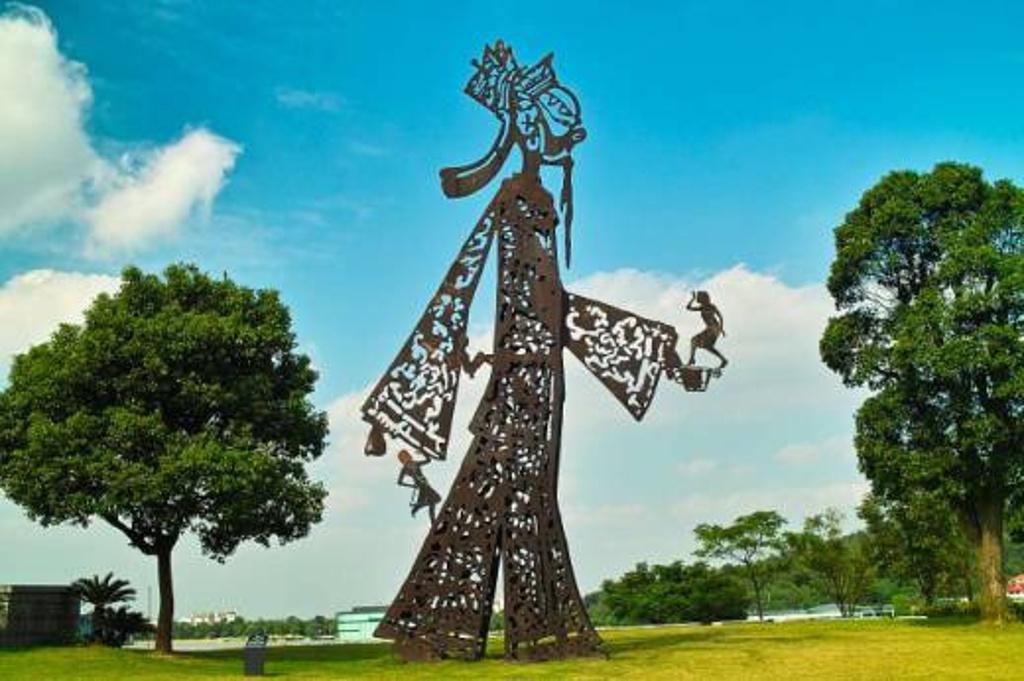 2016月圆园雕塑公园_旅游攻略