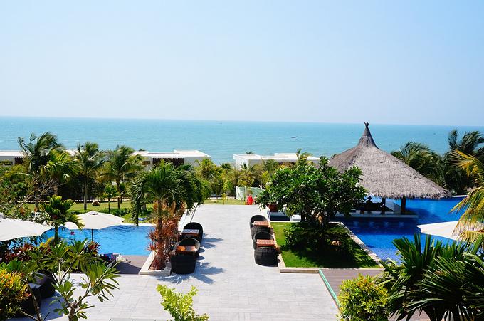 越靠海越美,越南市区与海边游_芽庄旅游攻略_自助游图片