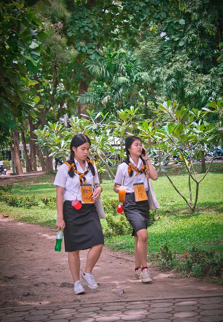 泰国旅游穿衣图片