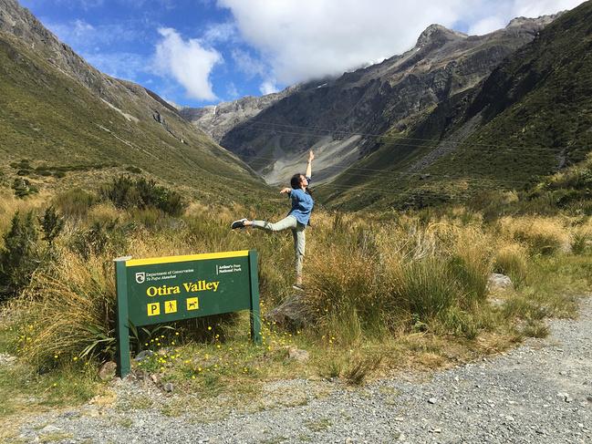 新西兰过年期间十五天全家自驾游