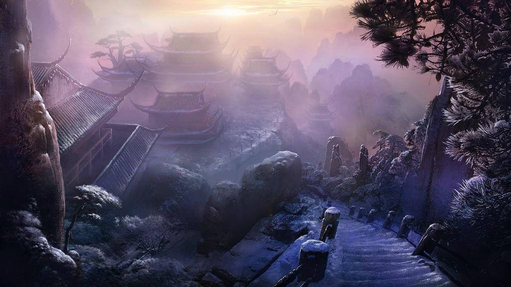 山河论剑@南岳大庙,南岳衡山