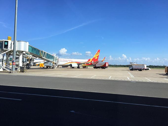 海口美兰机场_海口美兰国际机场图片