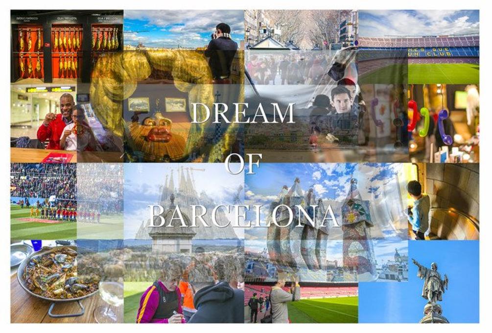 阿骨大叔出品——巴塞罗那之梦