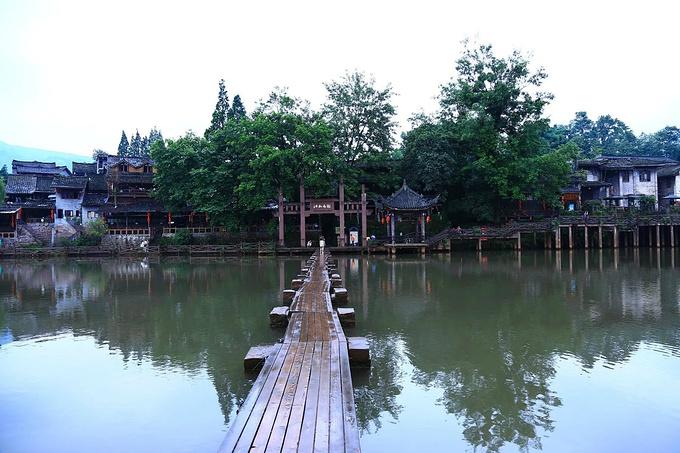 柳江古镇图片