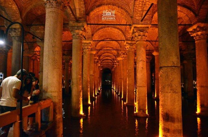 """""""耶莱巴坦地下水宫长140米、宽70米,3..._地下水宫""""的评论图片"""