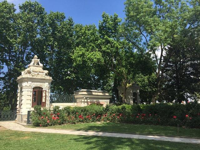"""""""从考古博物馆出来,向上走几步便是托普卡帕..._托普卡帕宫""""的评论图片"""