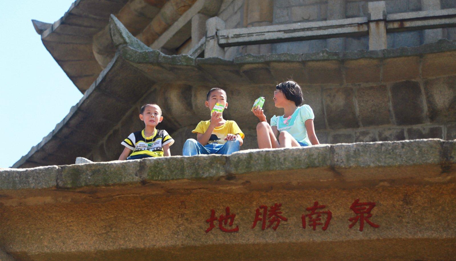 时光穿越中畅游石獅城,领略闽南另样文化
