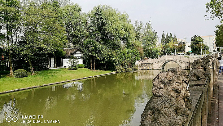 濠河,南通的古护城河,现为5a级风景名胜区,公元958年后周显德五年筑城