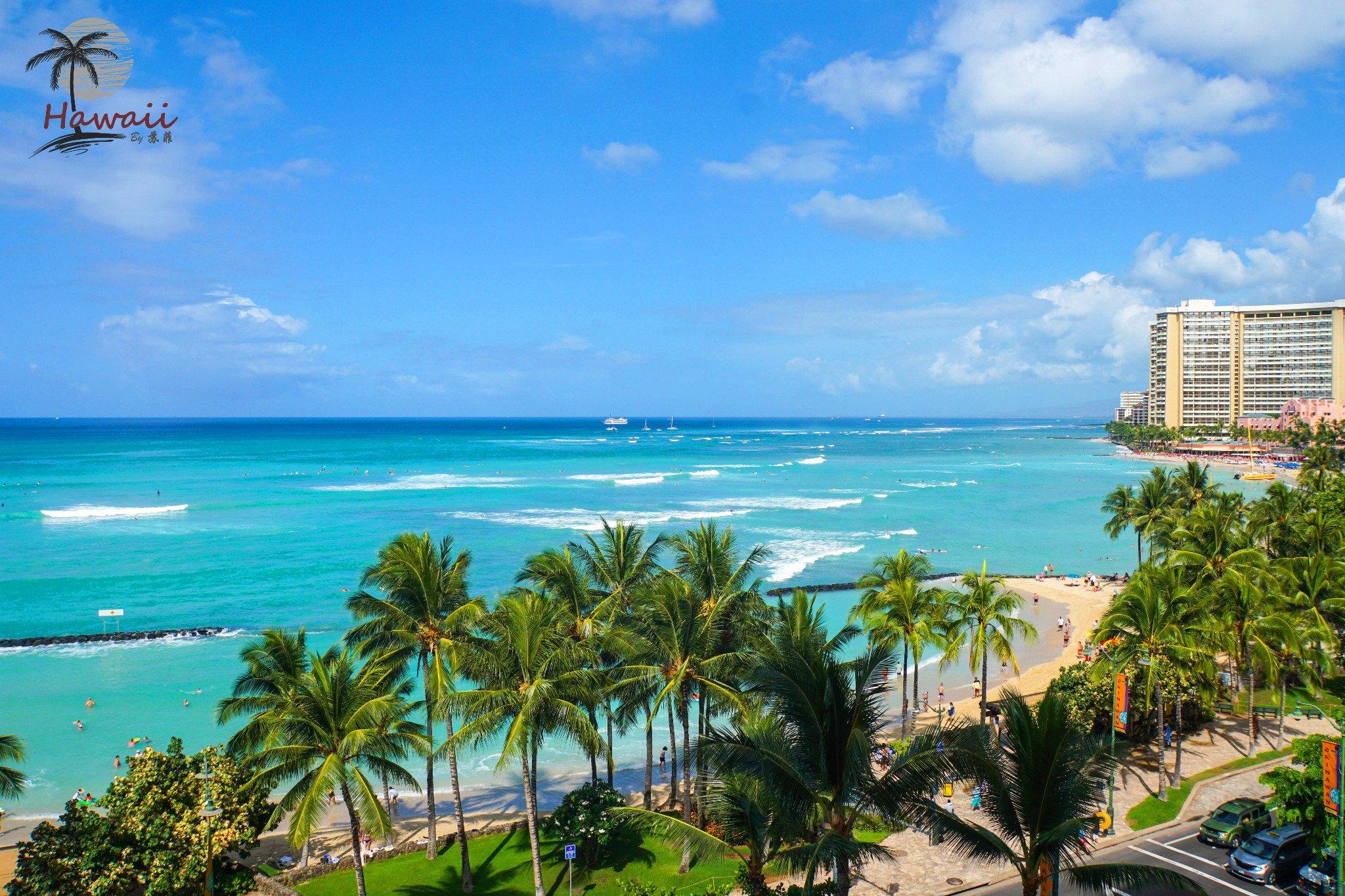 【带着女儿游世界】你好,夏威夷