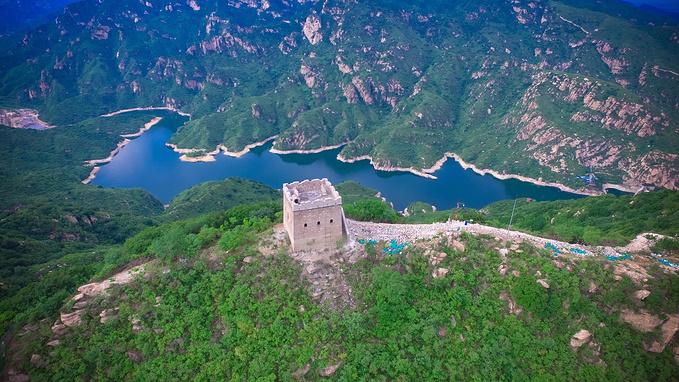 青龙峡风景区图片