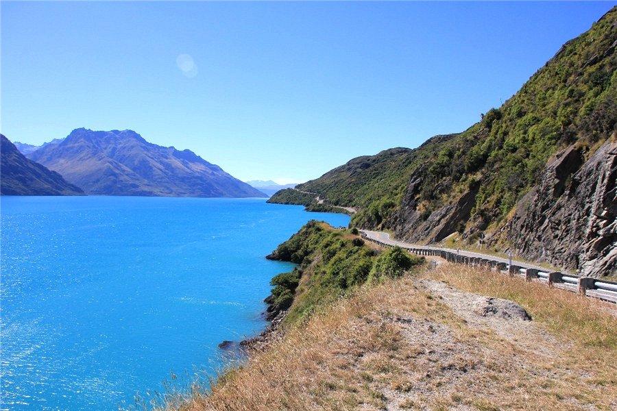 世界上最纯净的地方——新西兰春节环南岛
