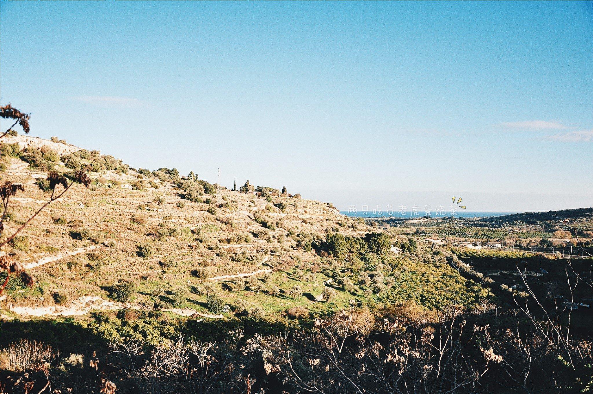 西西里岛自驾游,胡子娘家的美丽真不是传说