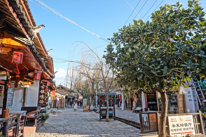 束河城区攻略柳州古镇v城区图片图片