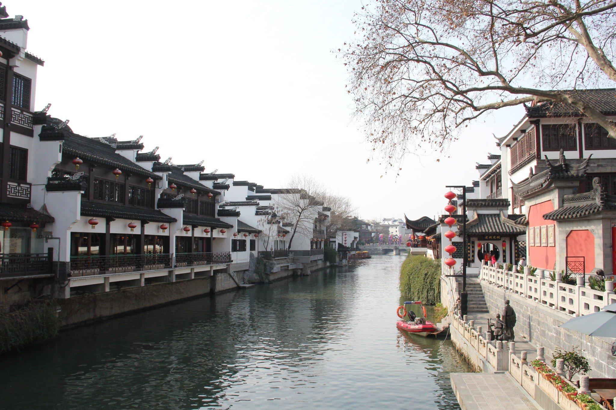 原来你是这样的南京——春节,4天3夜,在南京,逛吃逛吃