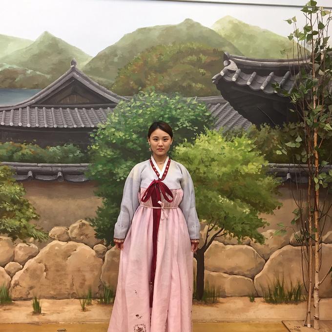 体验韩服图片