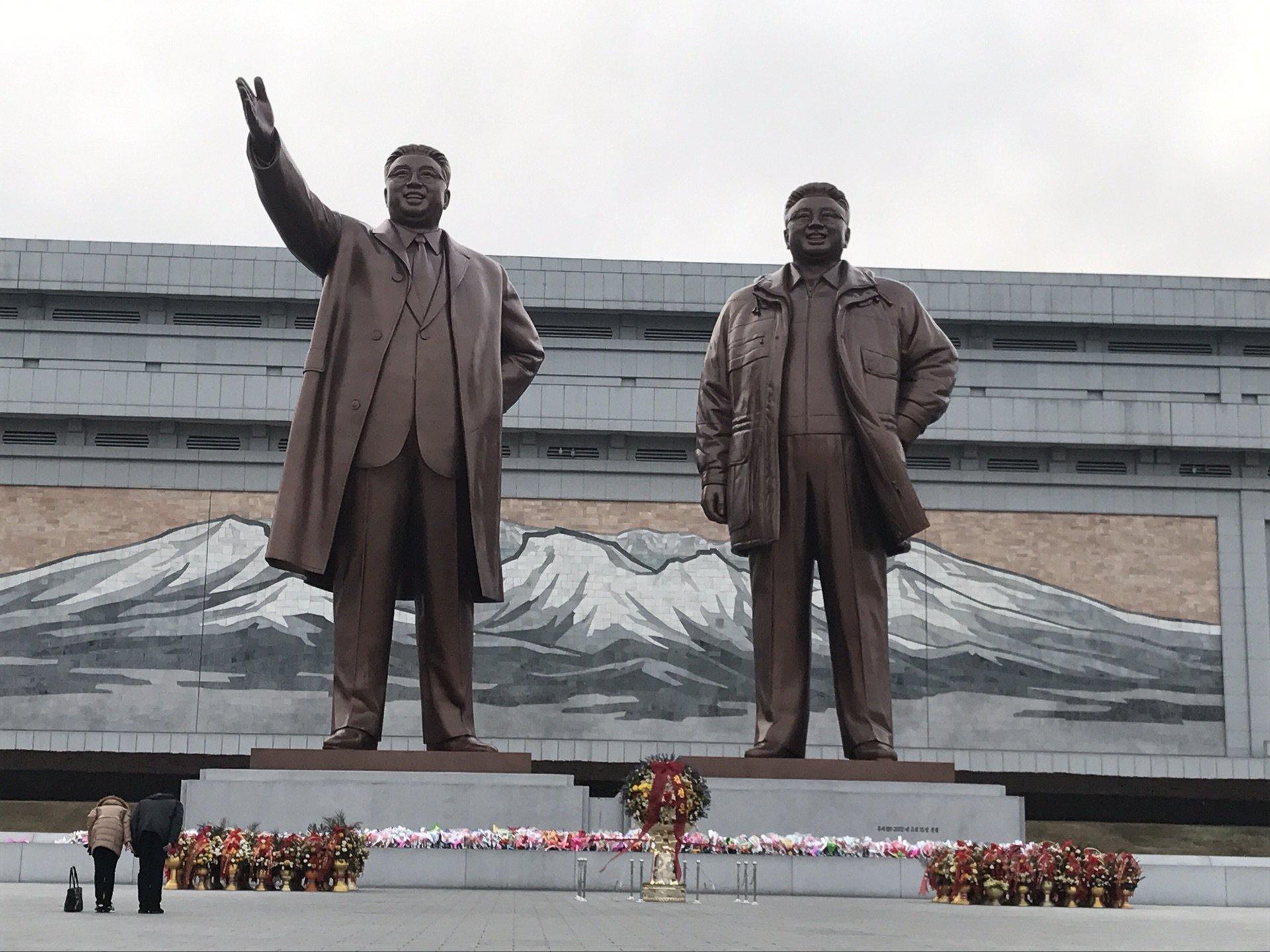朝鲜6日——意外有趣的没网生活