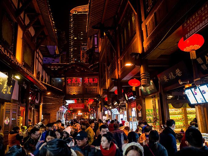 2017年的春节是一张去成都的机票~色达-成都-重庆