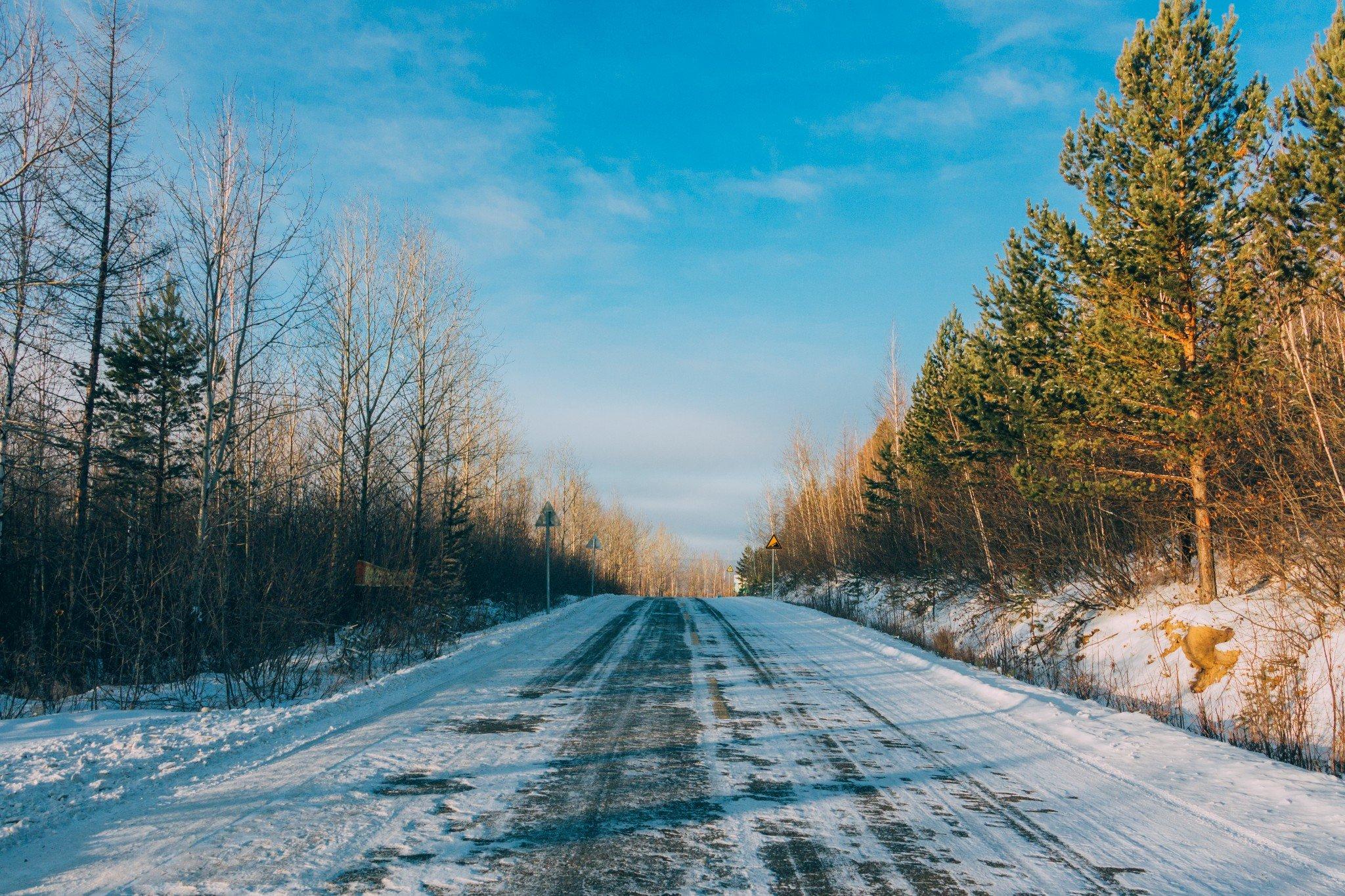 不如一路向北去漠河,过一个零下40℃的冬天