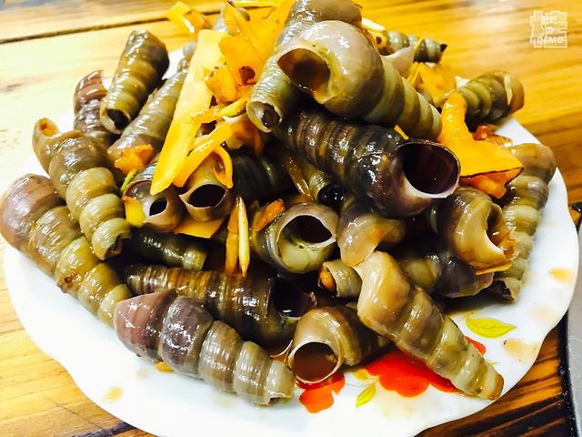 晚上在明翠炒螺店吃饭,据美食越南人在这边开说是豆果appv美食图片