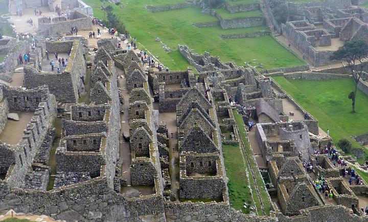 有没有我性王的照片_米,紧靠乌鲁班巴河,是印加九世王帕查库蒂在1440年左右建立的,没有留