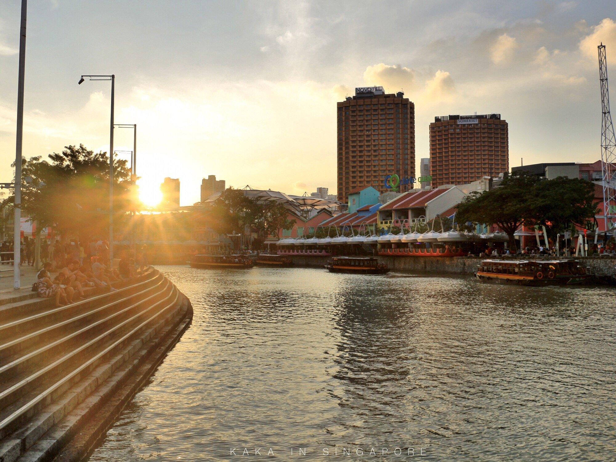 慢游狮城 — 5Days Singapore Tour
