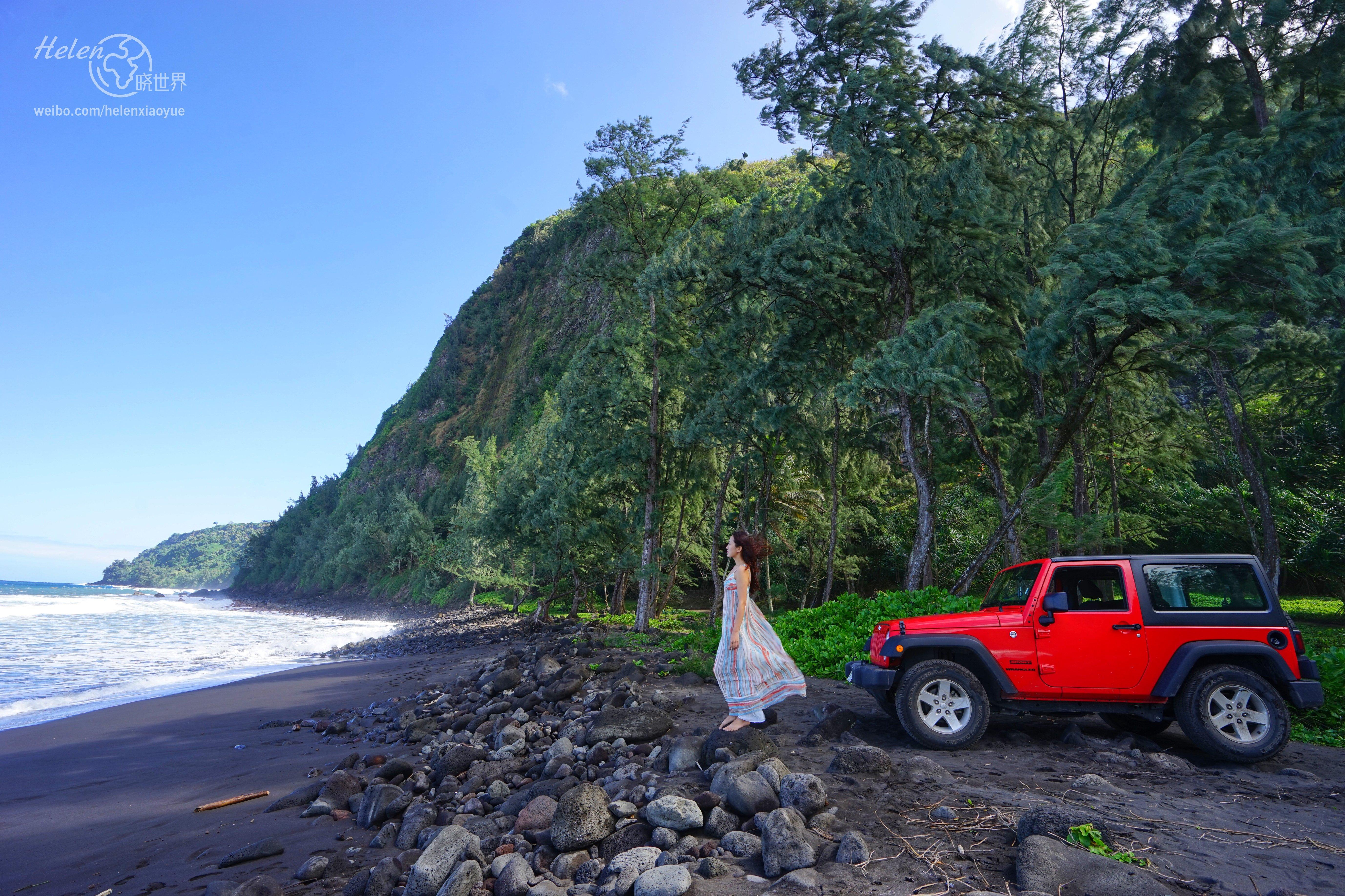 1车2人3岛4季,我们的夏威夷,有爱有自由——17春自驾之旅