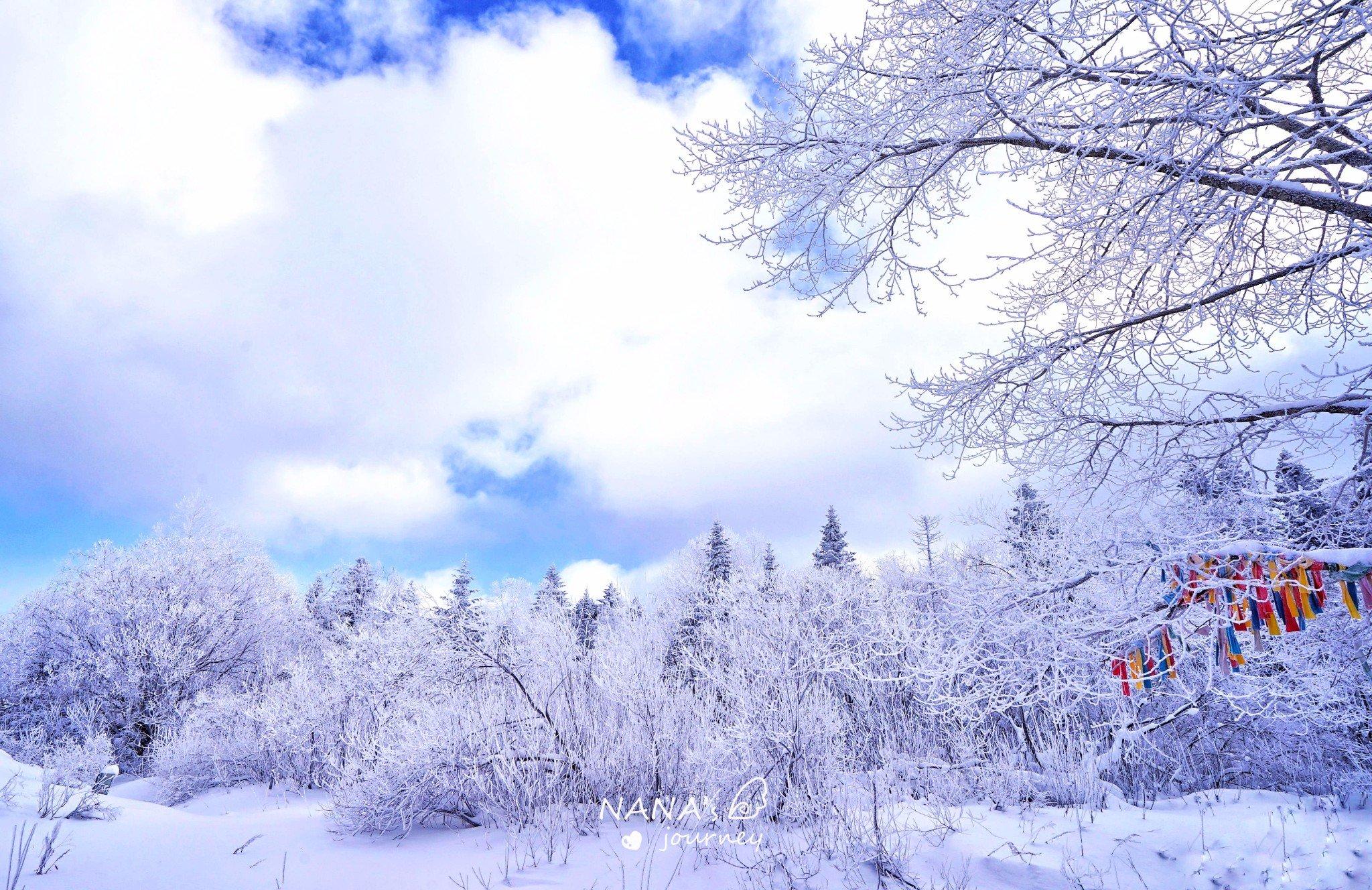【从你的白色世界走过】15日の东北环游之旅(超多美图)