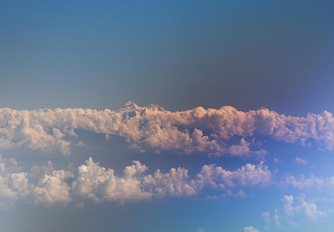 南航飞机透明背景素材