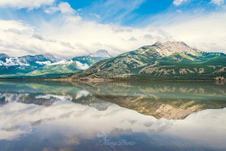 【游遍加拿大】班芙归来不看湖 7月自驾落基山脉5日看尽美丽风光
