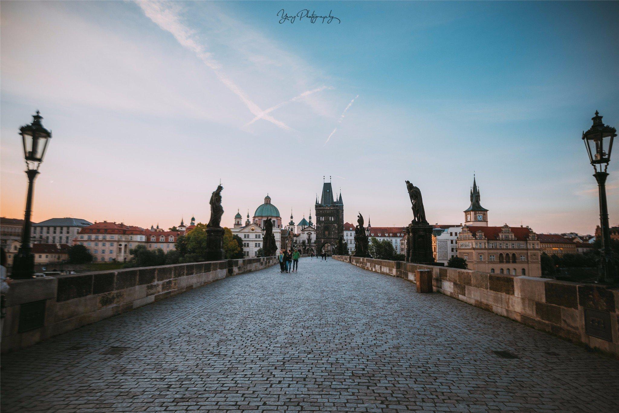 布拉格的爱与思念,才是捷克的灵魂。