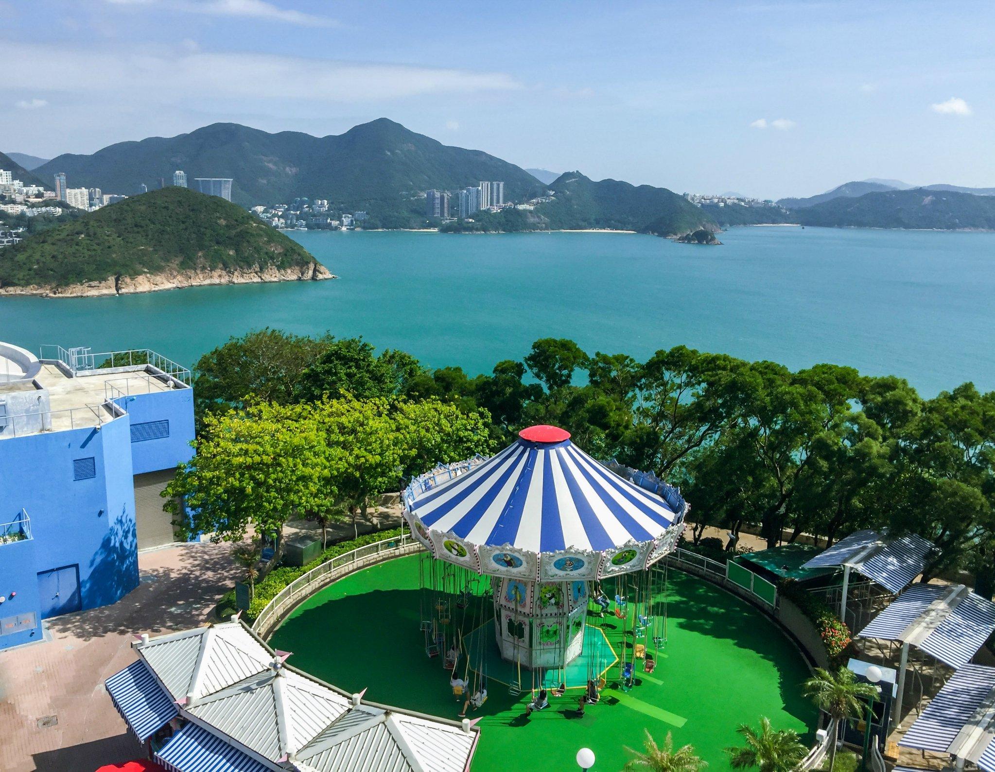 2019欧洲公园攻略游玩海洋,但不得不吐槽海洋v公园攻略二月份的香港图片