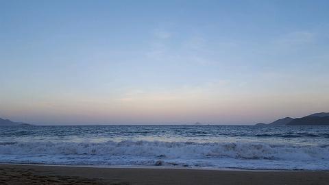庄河黑岛度假村镇海石