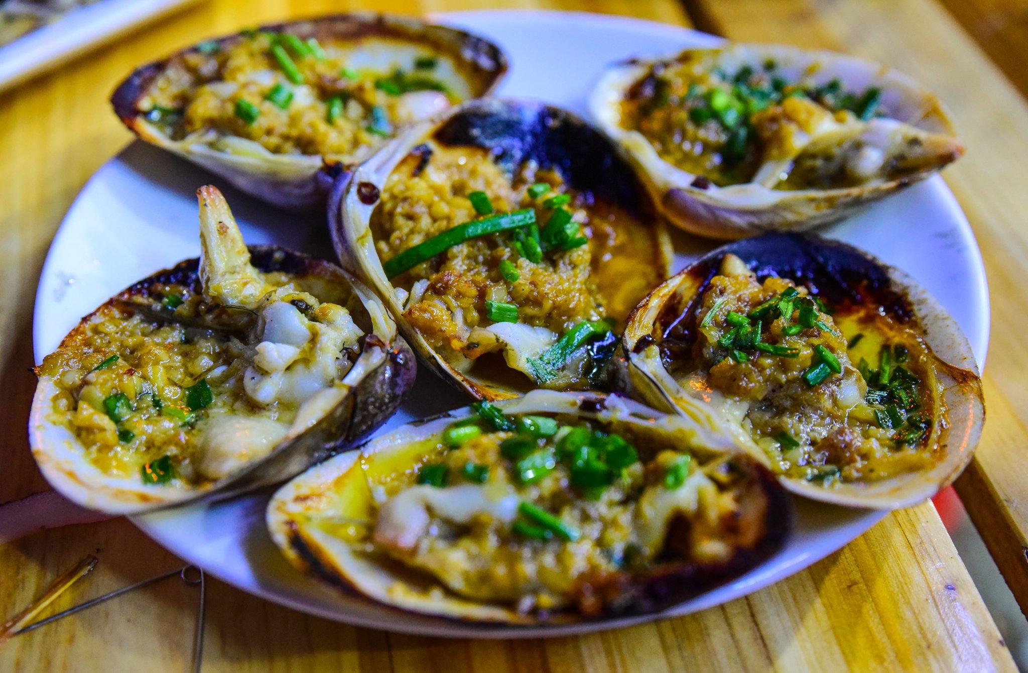 2018明翠炒螺店美食餐厅,美食商城极具越南特一家人民广场地下这是图片
