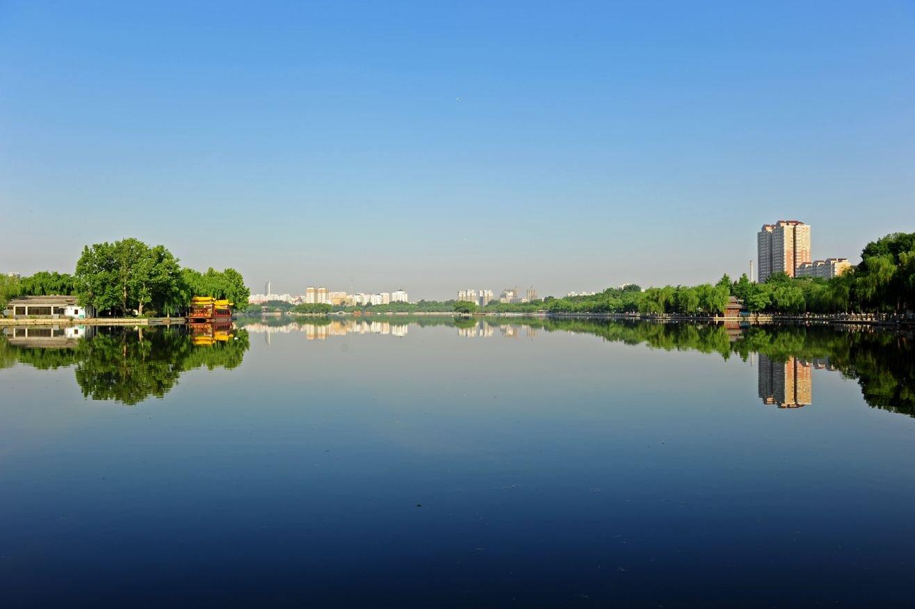 抖音火了古都西安火了山城重庆,下一个就是大明湖畔的泉城济南了吧?!