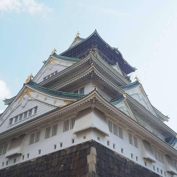 2019大阪城公园门票,大阪大阪城攻略游玩攻略公园日语说怎么图片