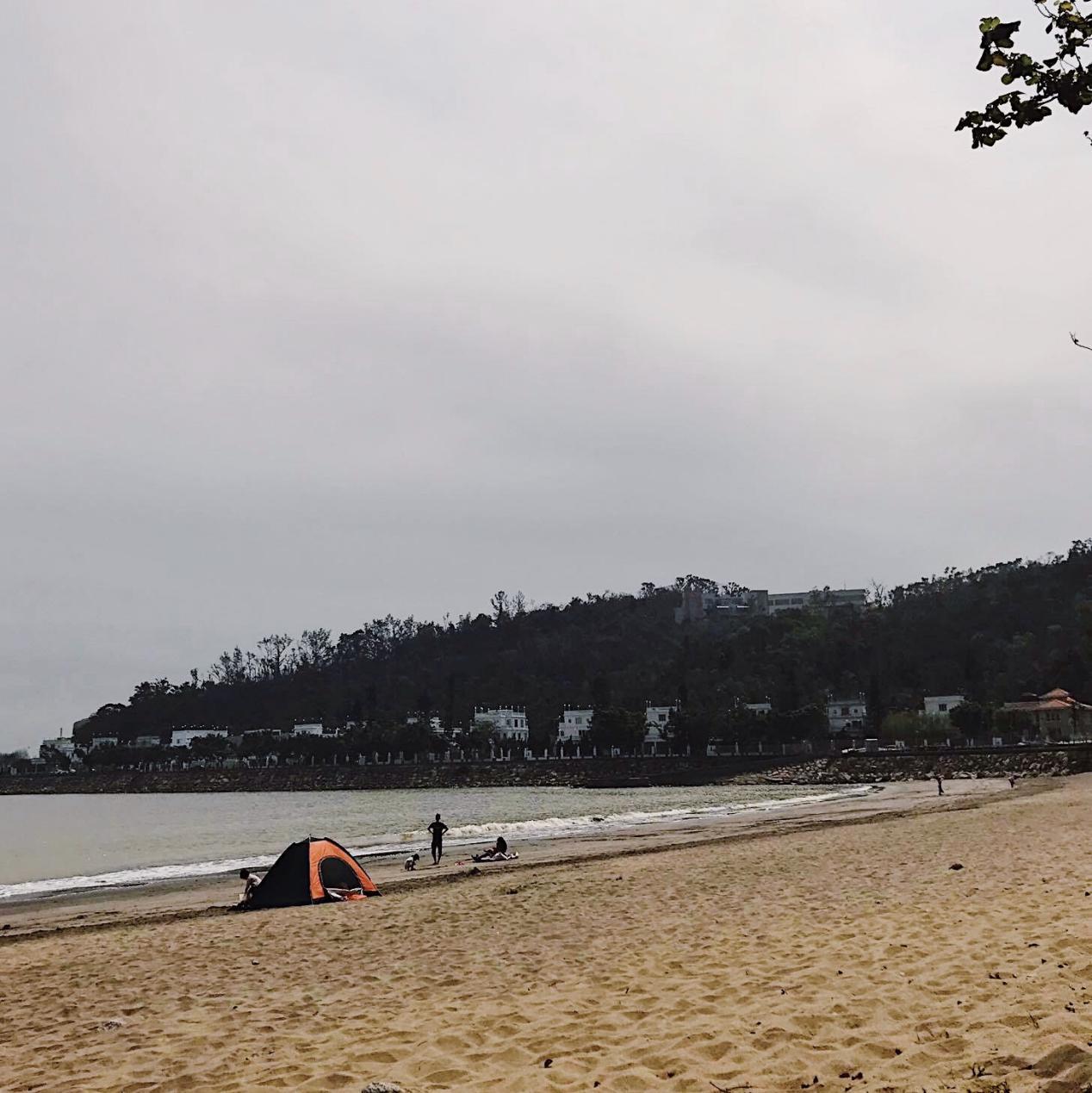 南京澳门滩露营记-黑沙v游记游记-攻略-去哪儿攻略澳门豆瓣攻略图片