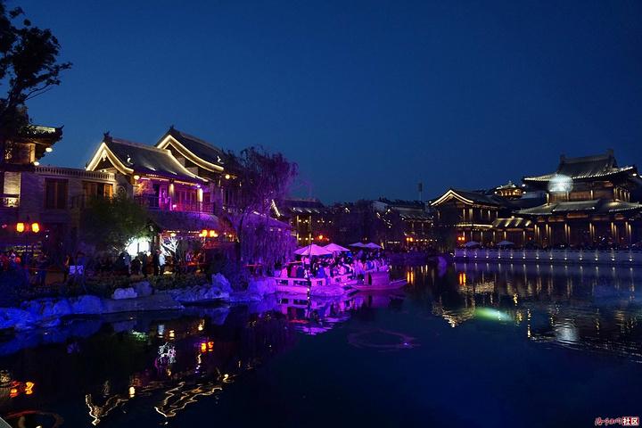 """""""洛邑""""系洛阳古时的旧称洛邑古城文化旅游景区位于河南省洛阳市老图片"""