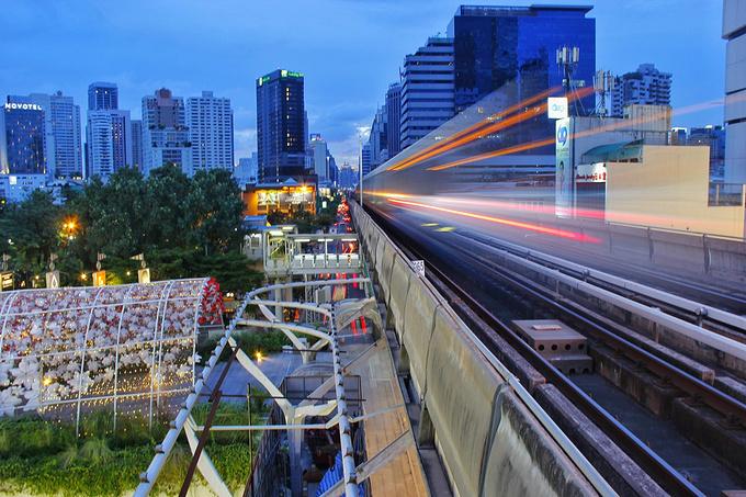 泰国创意设计中心图片