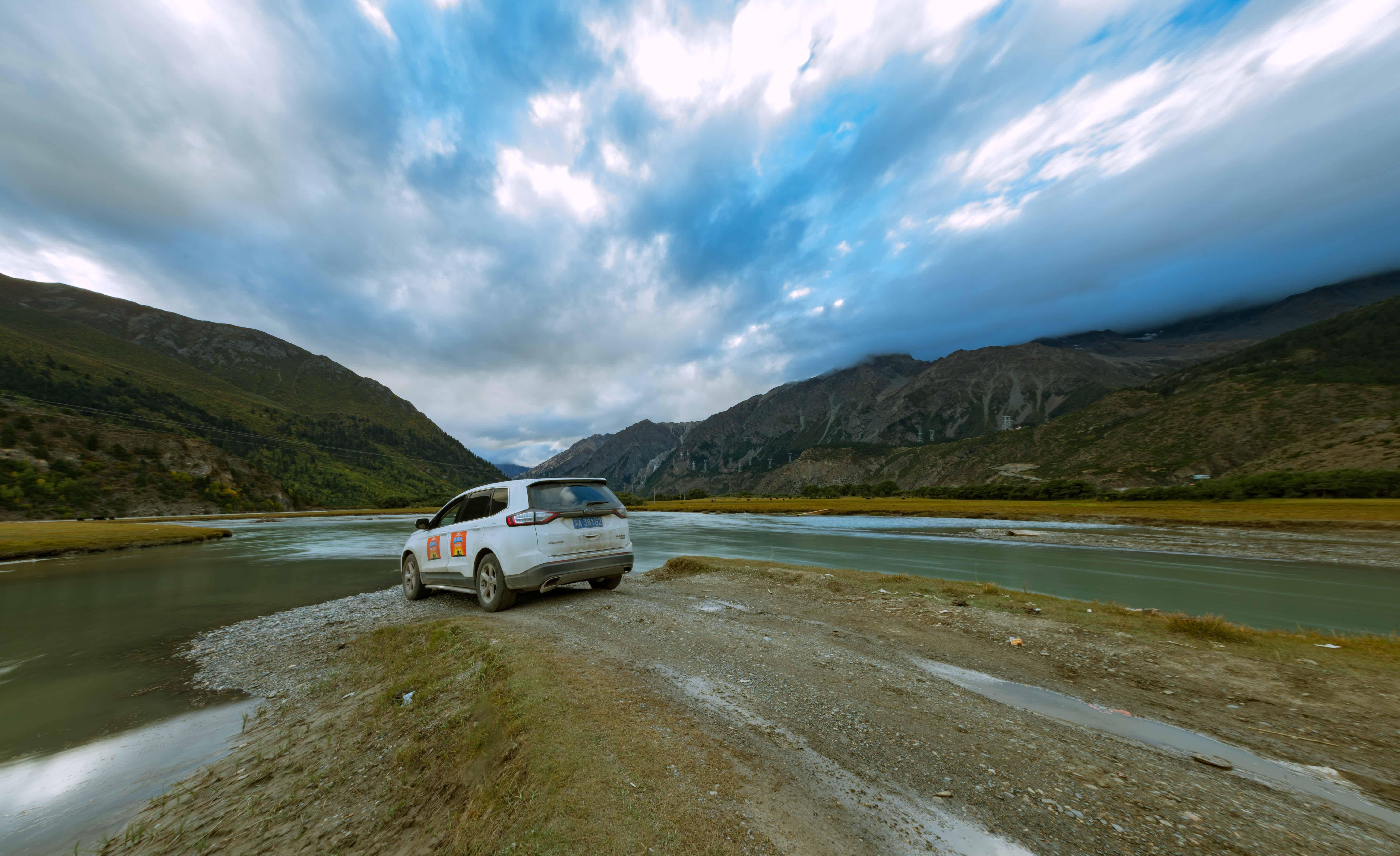 国道西藏川藏线318全路万字200图收藏级完攻略书暨俄罗斯和欧洲旅游自驾图片