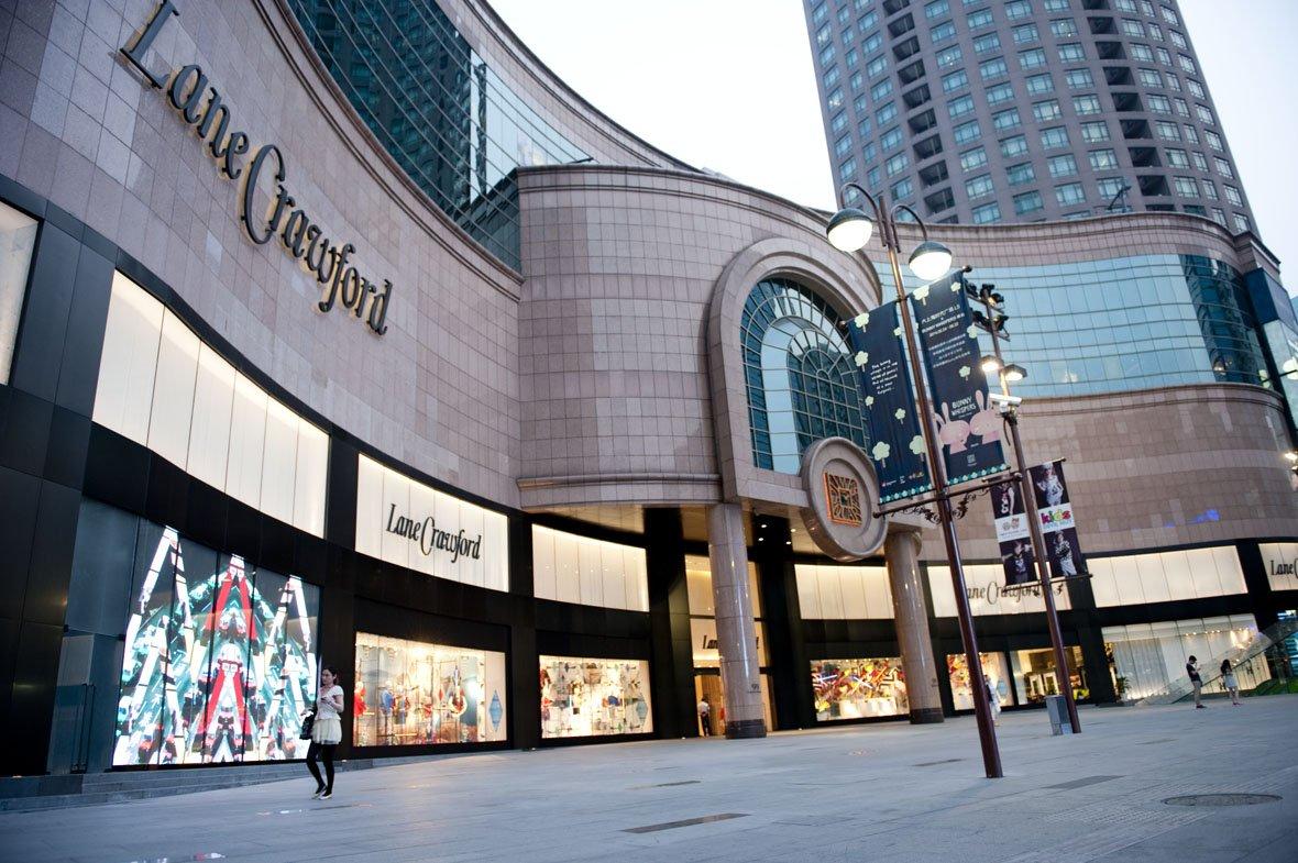 [购物]是时候全方位得高大上了——来魔都体验三大等级八大商圈!!
