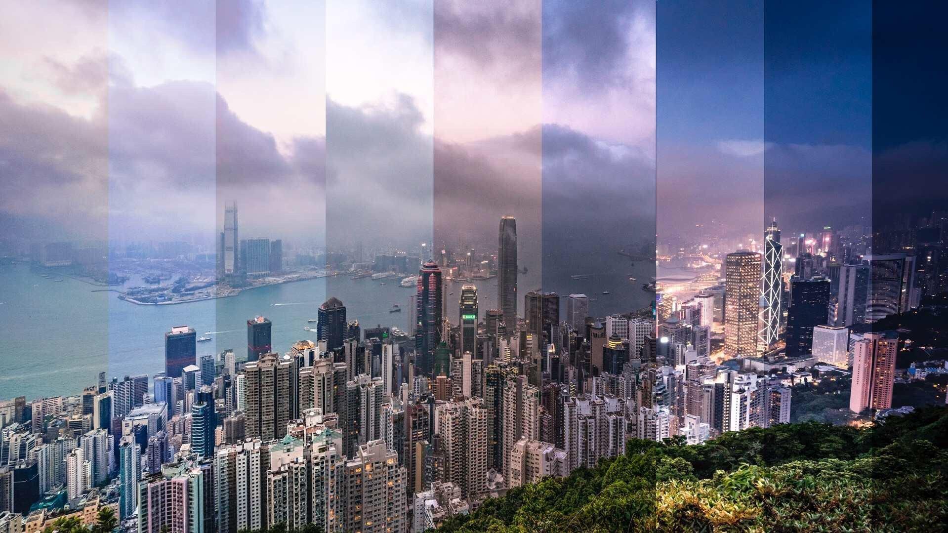 盘点香港别致的校园景色,给你不一样的香港印象!