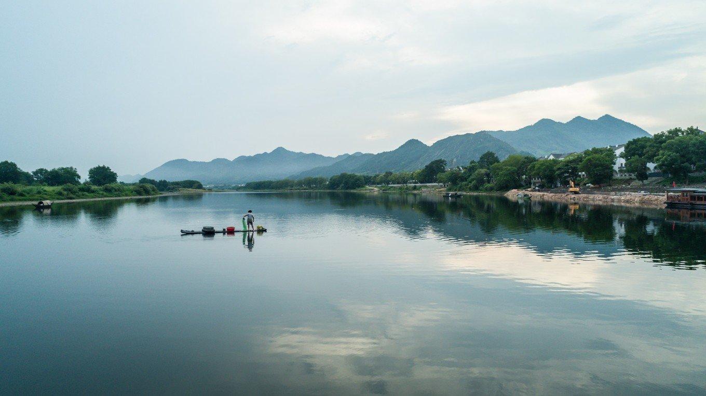 瓯江古埠传渔歌,丽水源头藏画乡