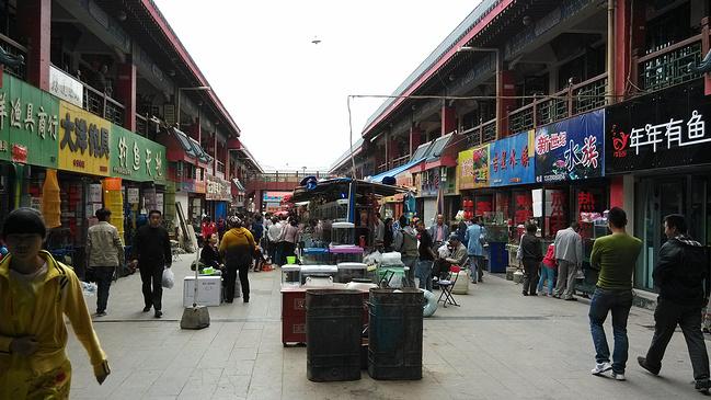 中心广场-西宁人民公园(出租车)图片